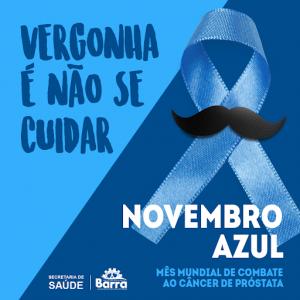 Novembro Azul alerta para a importância da prevenção e diagnóstico ao câncer de próstata