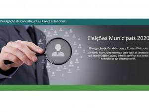 Eleições 2020: Portal do TSE disponibiliza Sistema DivulgaCandContas